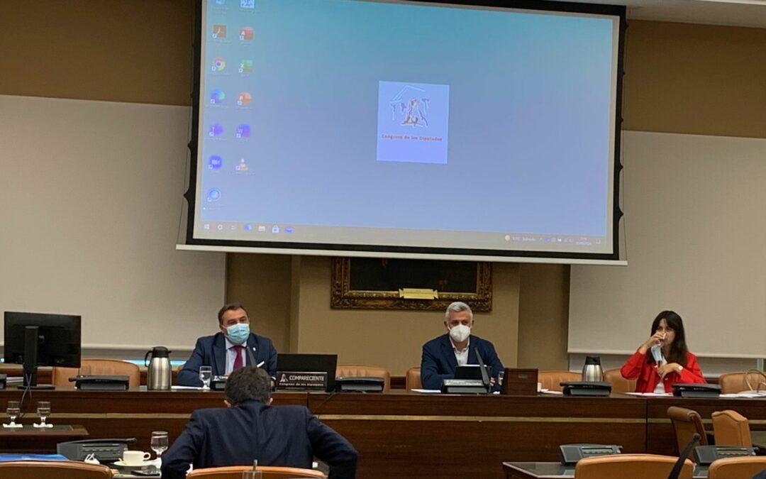 AMAC reclama en el Congreso tener voz en las decisiones que afectan a las áreas nucleares