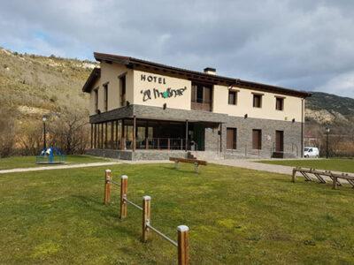 Hotel Rural El Molinar, una apuesta por el desarrollo turístico del Valle del Tobalina