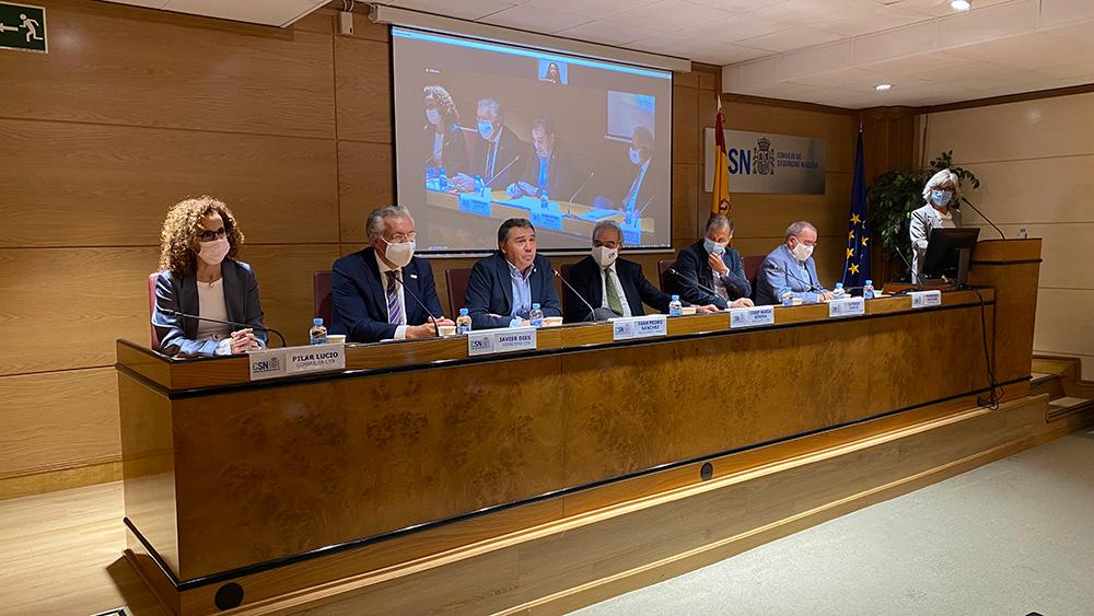 AMAC suscribirá un convenio con el CSN para impulsar acciones informativas sobre asuntos nucleares en la población